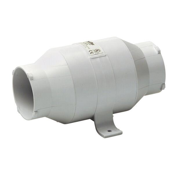 """Detmar Water-Resistant 3"""" In-Line Blower"""