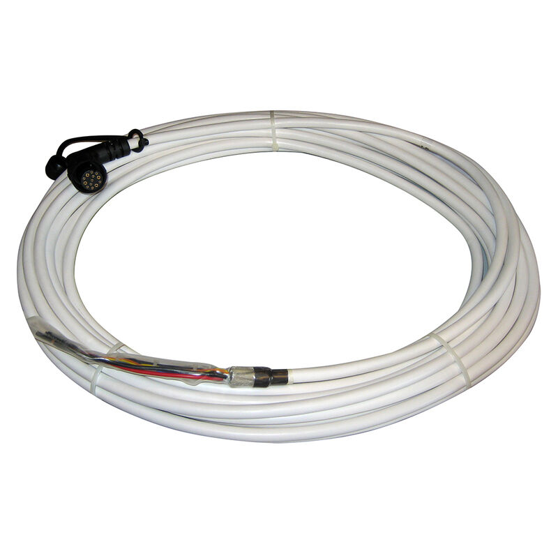 Raymarine Light Radome Cable with Right-Angle Connector - 15m image number 1