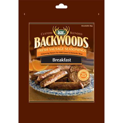 LEM Backwoods Breakfast Fresh Sausage Seasoning, 25 lbs.