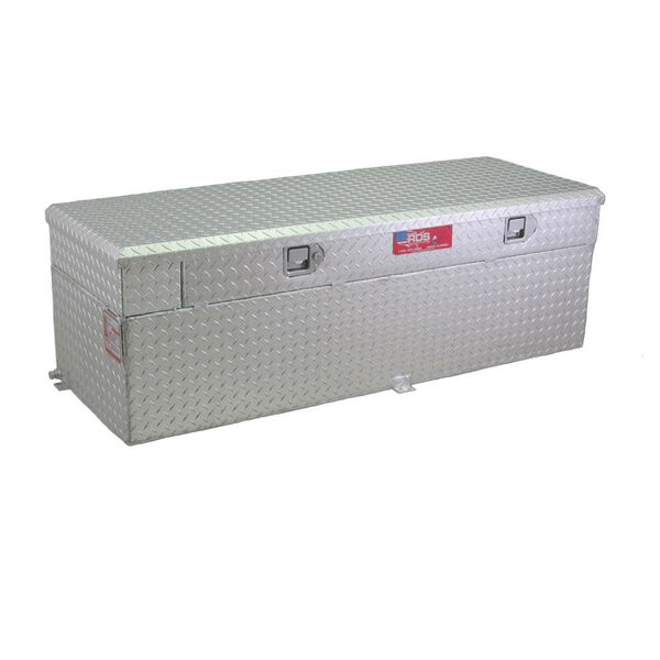Auxiliary Combo Fuel & Tool Boxes, 60 gallon