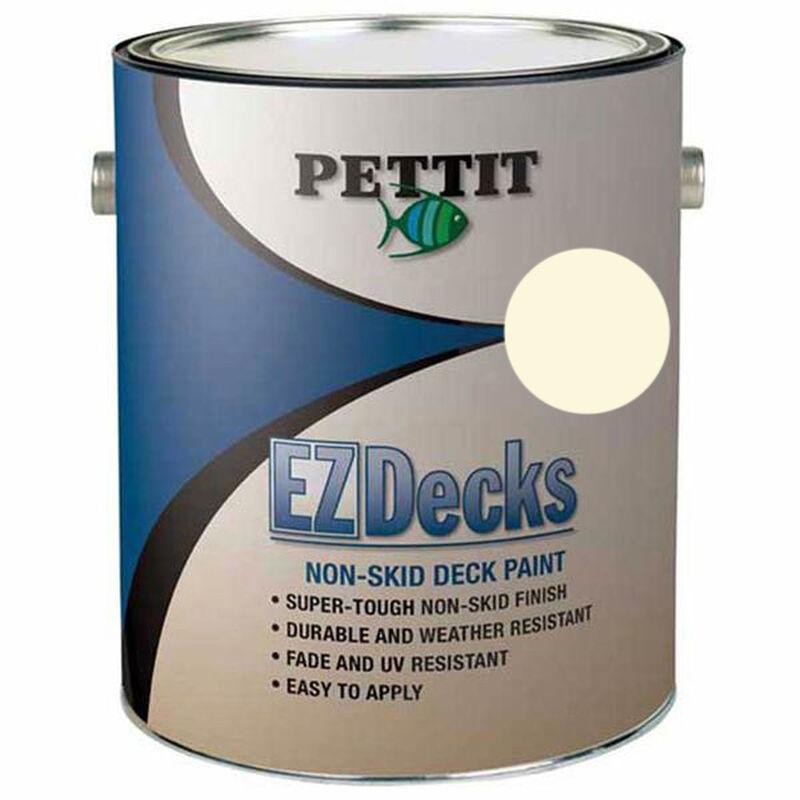 Pettit EZ Decks Nonskid Deck Paint, Gallon image number 1