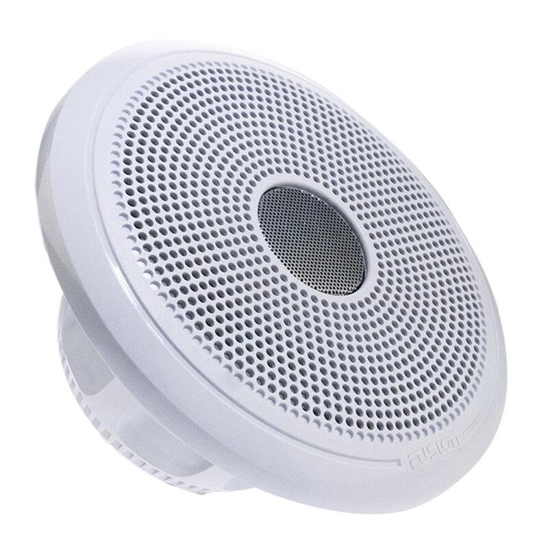 "FUSION XS-F40CWB XS Series 4"" 120 Watt Classic Marine Speakers - White & Black Grill Options image number 4"