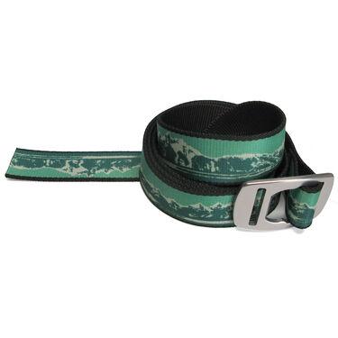 Croakies Men's Artisan 1 Belt With Bottle Opener Buckle