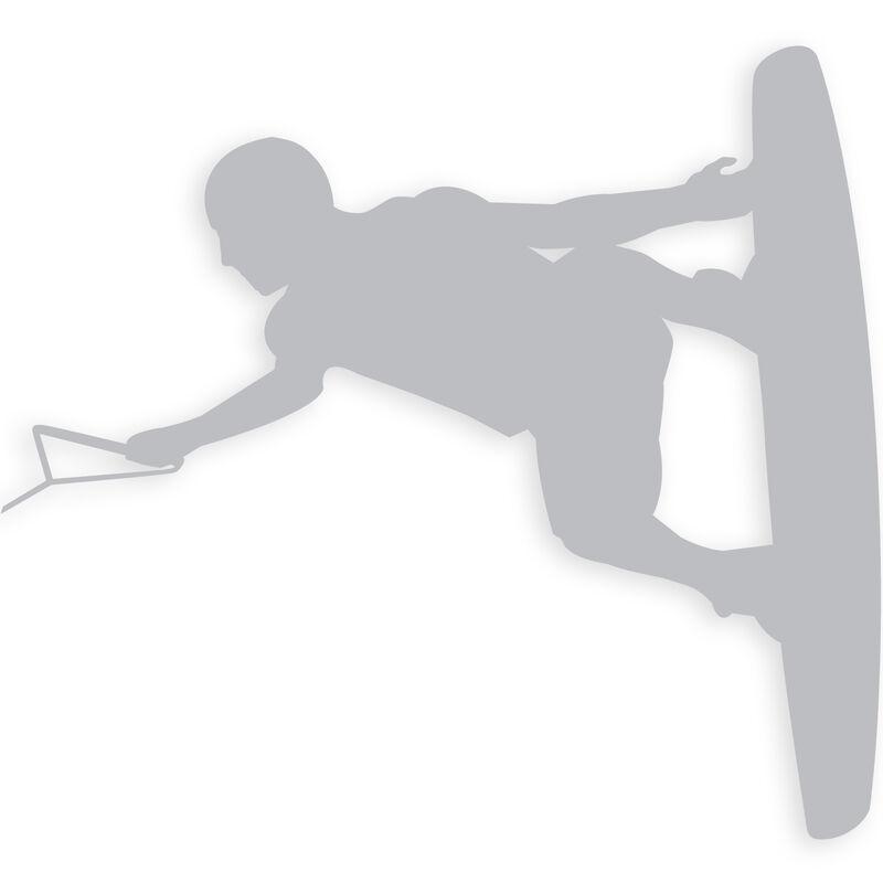 Wakeboarder Vinyl Decal image number 5