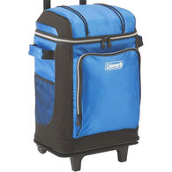 Coleman 42-Can Wheeled Cooler with Removable Liner