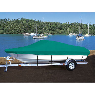Trailerite Hot Shot-Coated Boat Cover For Malibu Response LX Open Bow