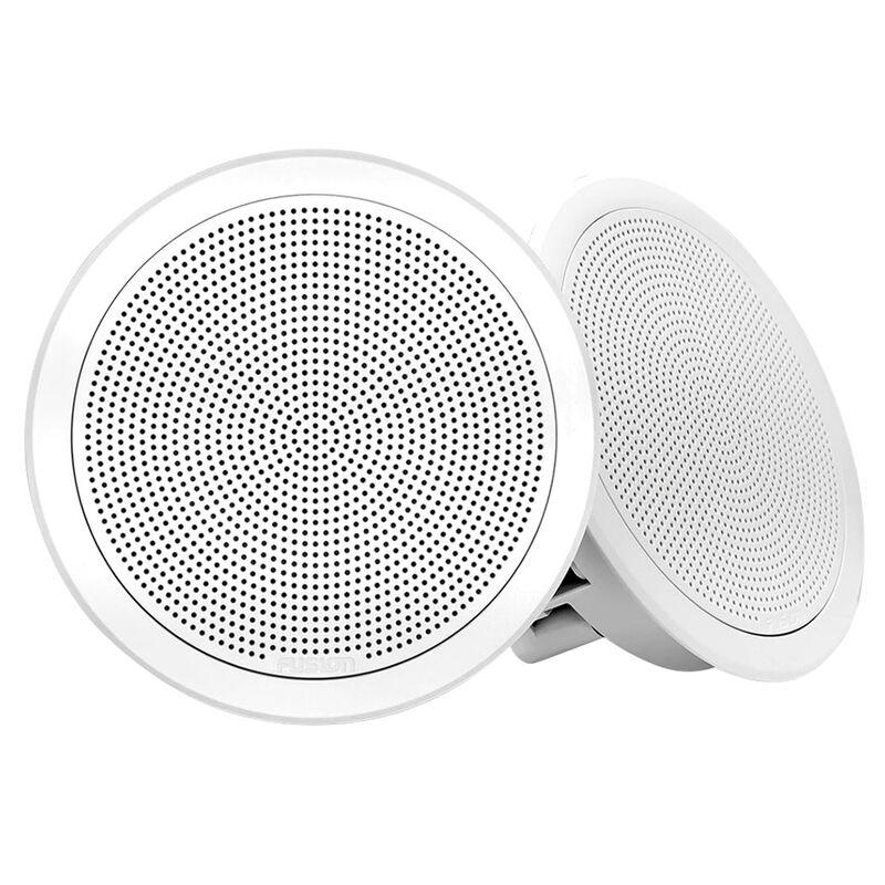 "FUSION FM-F77RB FM Series 7.7"" Flush Mount Round Marine Speakers image number 4"