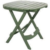 Quik-Fold Cafe Table, Sage