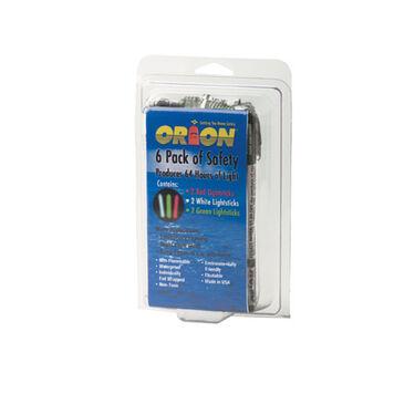 Orion Light Sticks, 6 pack