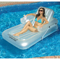 Swimline KickBack Single Adjustable Lounger