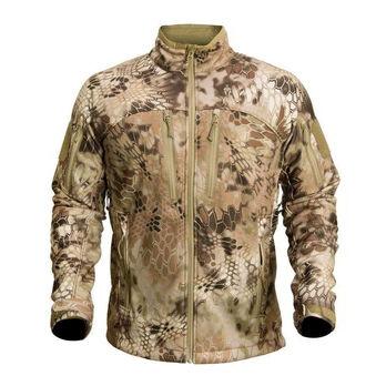 Kryptek Men's Cadog Softshell Jacket