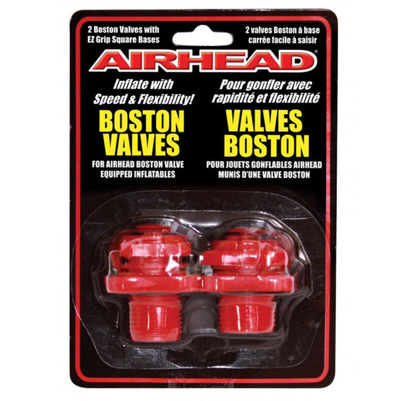Airhead Replacement Boston Valve Set For Inflatables image number 2