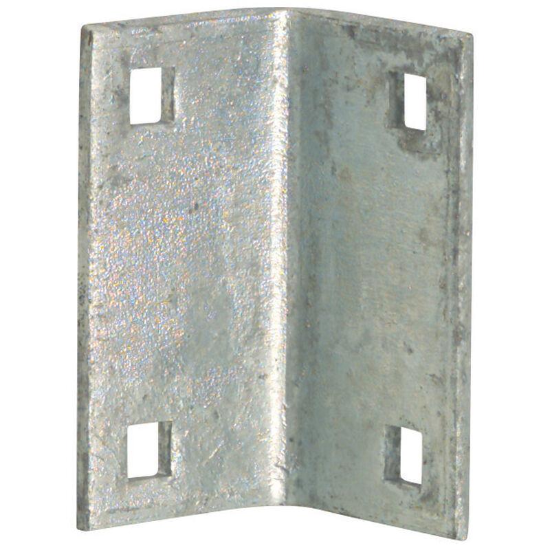 "Commercial-Grade 1/4"" Floating Dock Hardware - Angle image number 2"