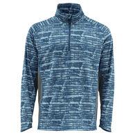 Simms Men's SolarFlex Half-Zip Shirt