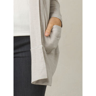 PrAna Foundation Long-Sleeve Wrap