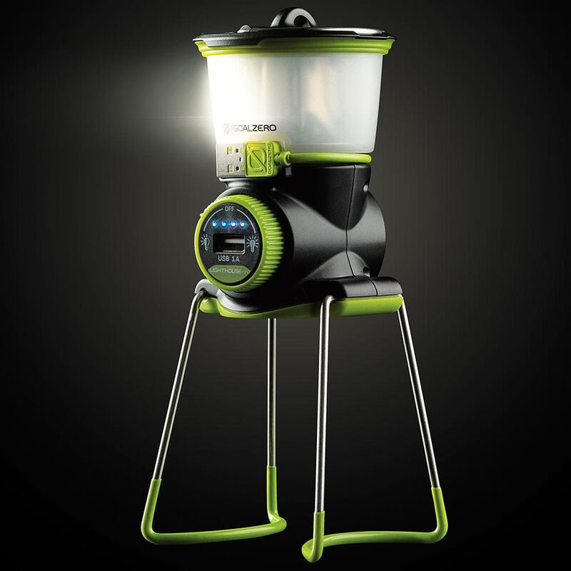 Goal Zero Lighthouse Mini Portable Lantern and USB Power Hub/Charger Combo image number 1