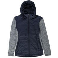 Ultimate Terrain Women's Trailhead Performance Hybrid Full-Zip Jacket