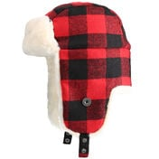 Chaos Reversible Trapper Hat