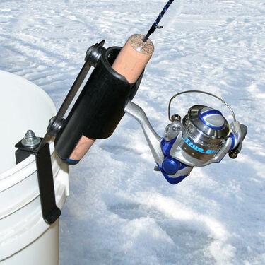 Clam Single Mountable Rod Holder
