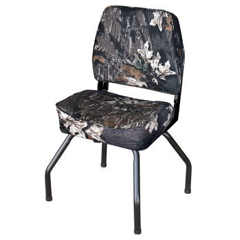 Wise Hunting Blind Folding Low Back Seats with Stand