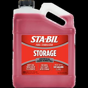 Sta-Bil Fuel Stabilizer, 128 oz.