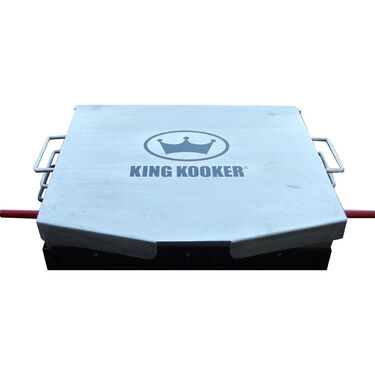 King Kooker Dual-Sack Propane Jet Cooker