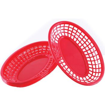Mr. BBQ Outdoor Picnic/Barbecue Serving Platter, 4-Pack