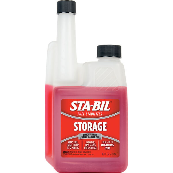 STA-BIL Fuel Stabilizer, 16 oz.