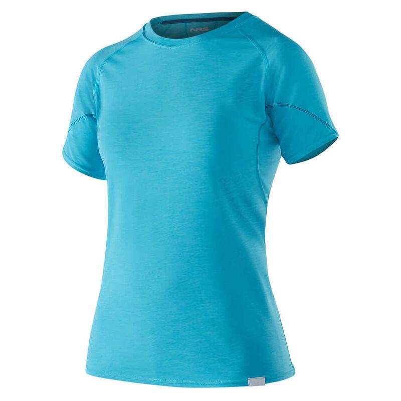 NRS Women's H2Core Silkweight Short-Sleeve Shirt image number 4