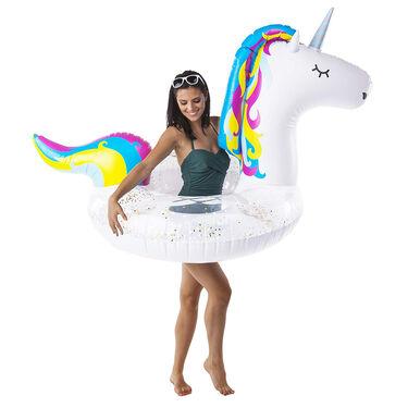 Bigmouth Unicorn Pool Float