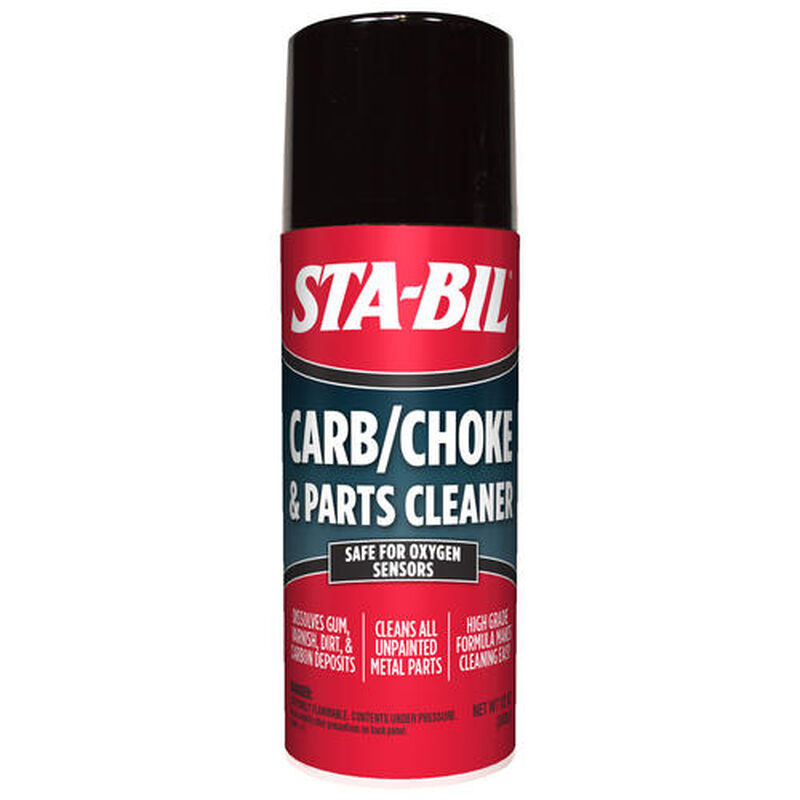 STA-BIL Carb/Choke And Parts Cleaner, 12 oz. image number 1