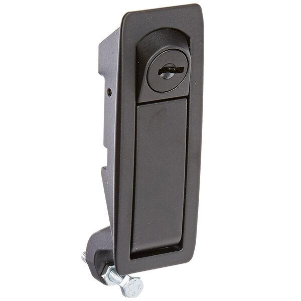 Compression Lever Latch Key Locking Flush