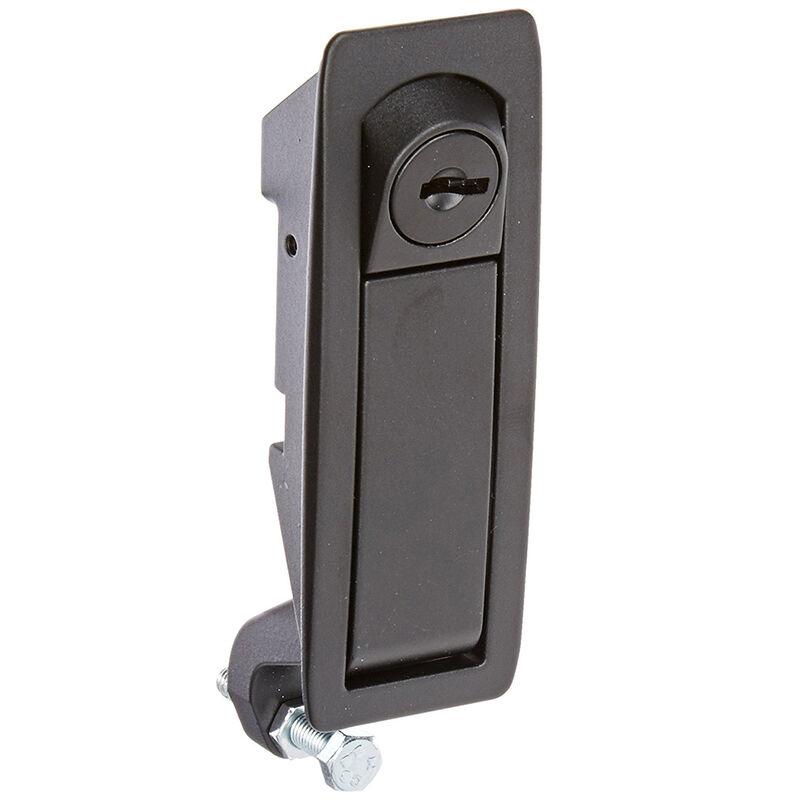 Compression Lever Latch Key Locking Flush image number 1