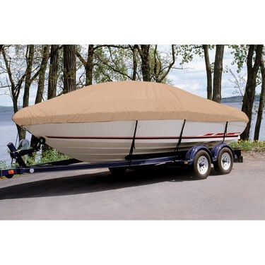 Exact Fit Ultima Solution Dyed Polyester Boat Cover For BAJA 212 ISLANDER