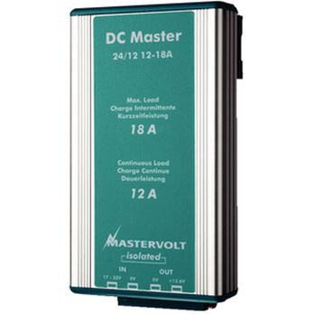 Mastervolt DC-DC Converter, 12 Amps Continuous