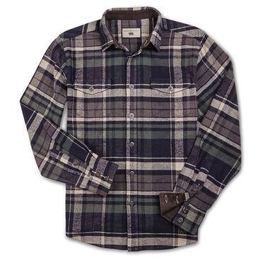 Dakota Grizzly Men's Turner Herringbone Cotton Flannel Shirt