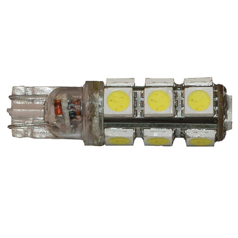 LED Multidirectional Radial Tower Bulb with Wedge Mount Connection image number 1