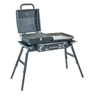 Blackstone Gas Tailgater Combo Grill/Griddle