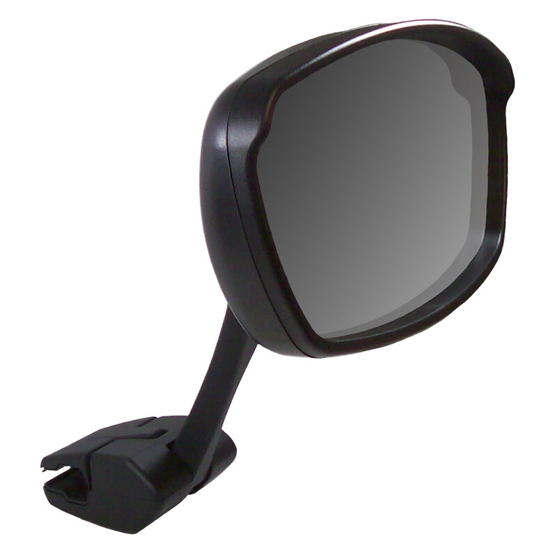 CIPA Wave Marine Mirror With Deluxe Mounting Bracket image number 2