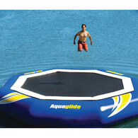 "Aquaglide Platinum Supertramp Trampoline, 23' dia. x 42""H"