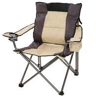 Full Back Chair, Tan