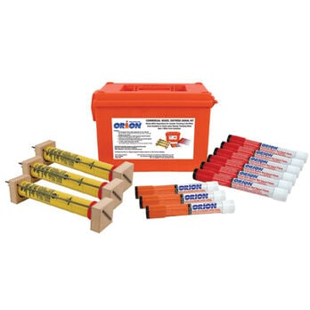 Commercial Alert/Locate Signal Flare Kit