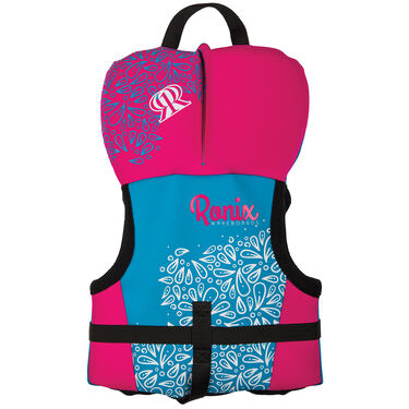 Ronix August Infant Girl's Life Jacket