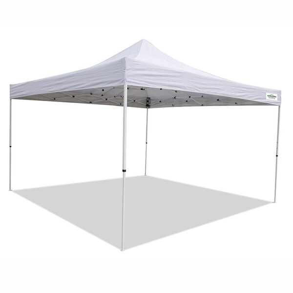 M-Series 2 Pro White Instant Canopy, 12' X 12'