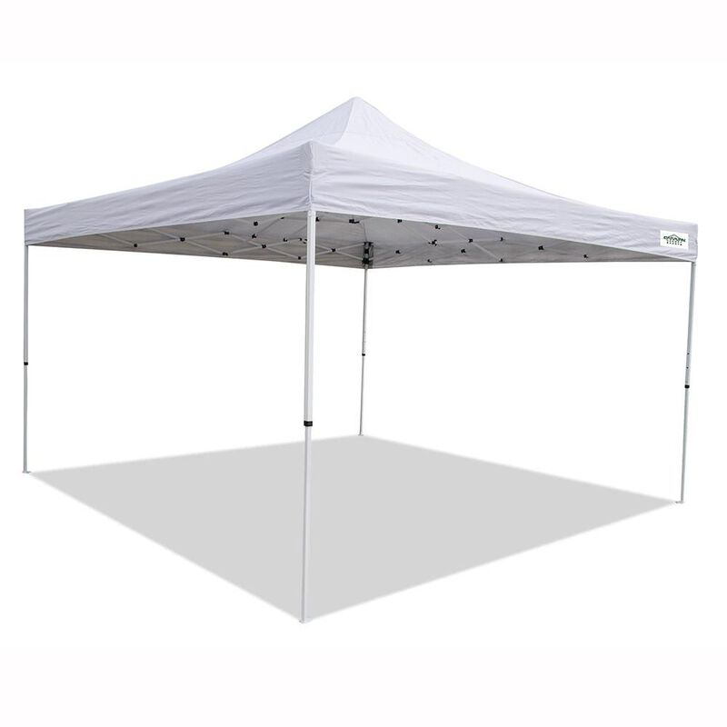 M-Series 2 Pro White Instant Canopy, 12' X 12' image number 1