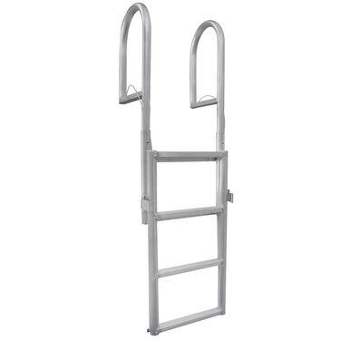 International Dock Standard-Step Dock Lift Ladder, 4-Step