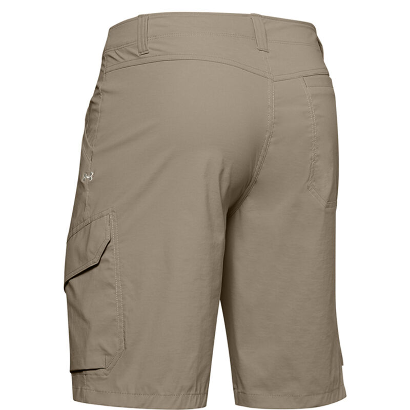 Under Armour Men's Fish Hunter Cargo Shorts image number 9