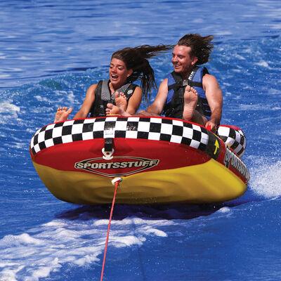 Sportsstuff Popa Wheelie 2-Person Towable Tube