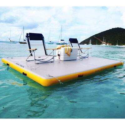 10' X 8' Nautica Drop Stitch Inflatable Dock