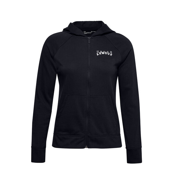 Under Armour Women's UA Rival Terry Full Zip Hoodie